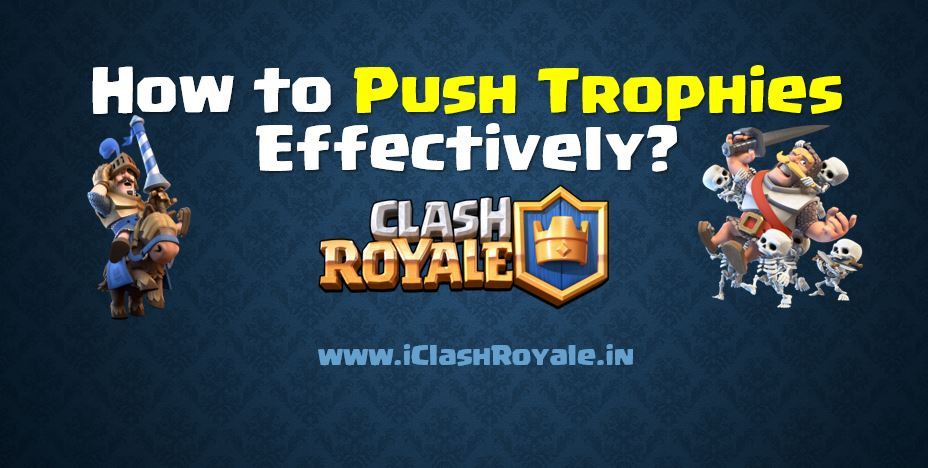 push_trhoes_faster_in_Clash_royale