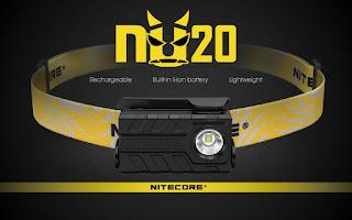 Nitecore NU 20