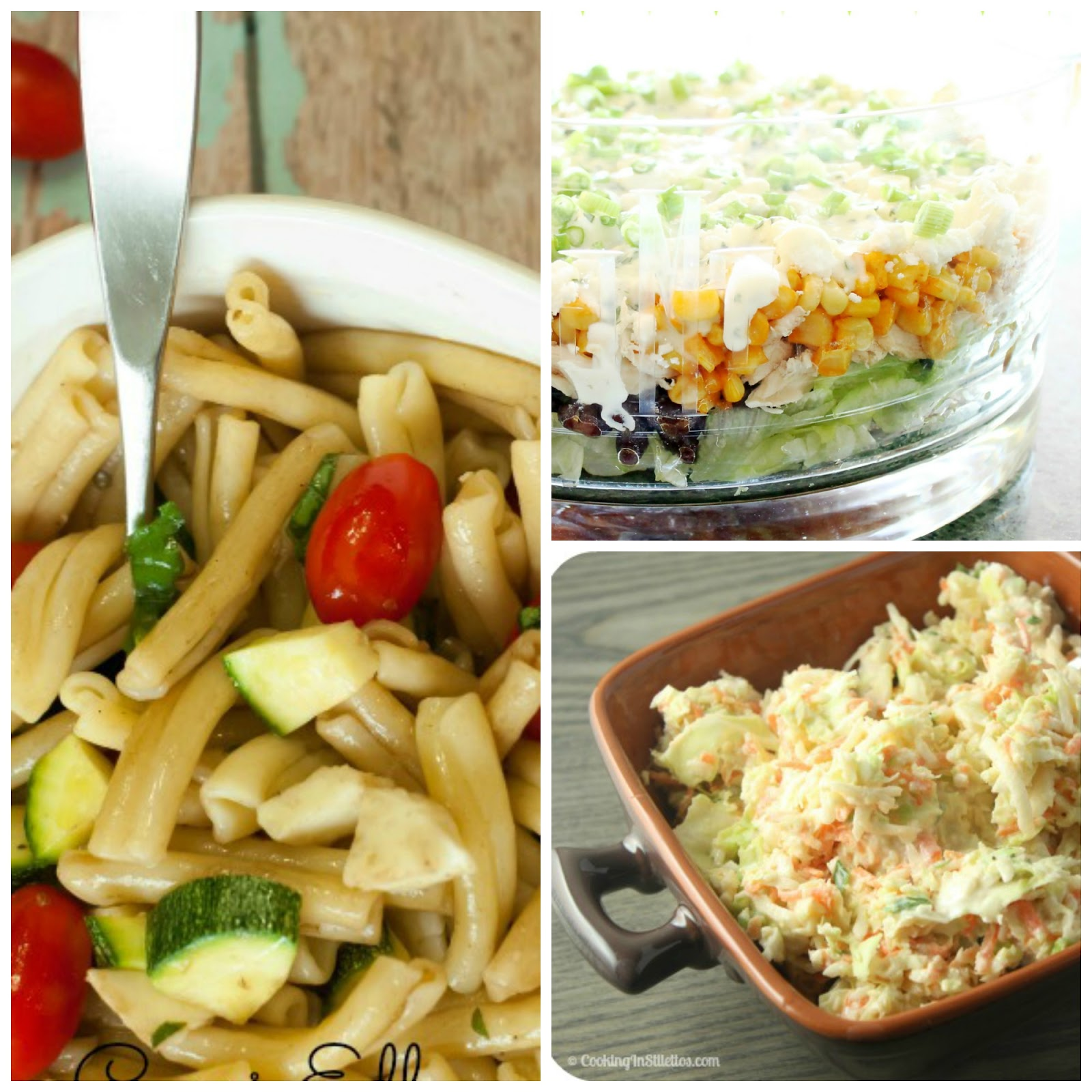 1 13 Salads & Side Dishes 11