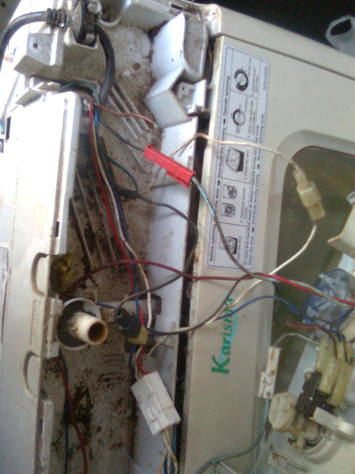 Wiring Diagram Of Ifb Washing Machine - Wiring Diagrams Long on