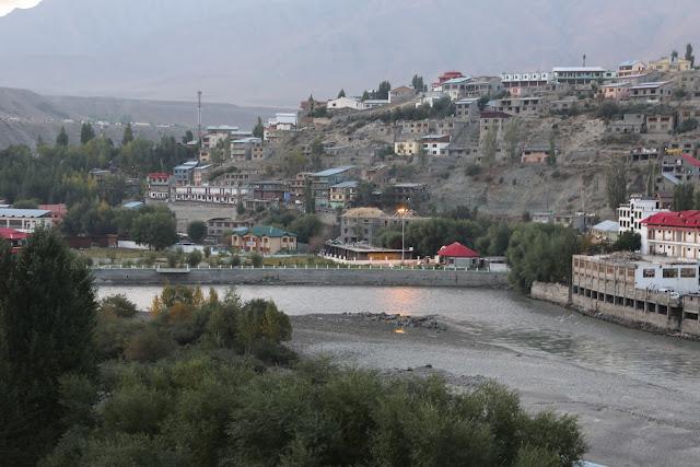 Day 8 -- Kargil to Leh