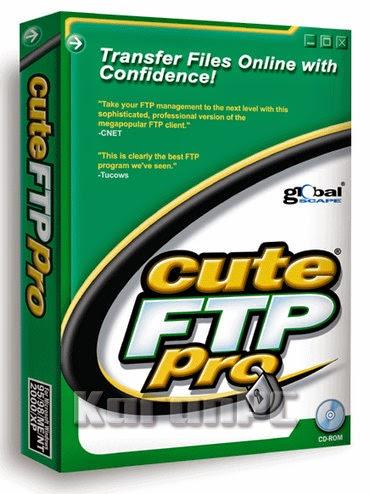 CuteFTP Pro 9.0.0.0063 + Crack