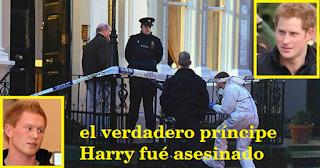El verdadero hijo de la princesa Diana está muerto y en su lugar puesto Harry, un impostor? #Katecon2006