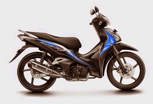 New Honda Supra X 125 Helm-In FI