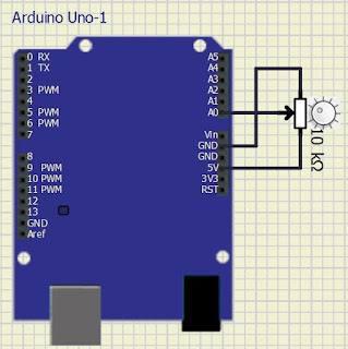 Cara Membaca Nilai ADC Arduino Yang Stabil