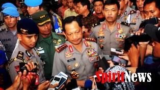 Kapolri Tito,Mengakui Minim Biaya Operasionalnya