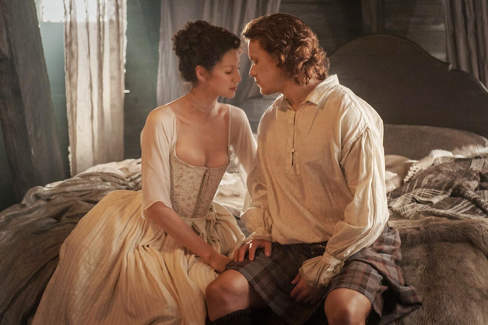 Outlander. El episodio de la boda y la revolución sexual en televisión. - Blog