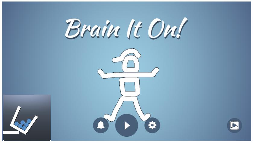 Brain It On!腦力風暴,激發想像力的益智遊戲
