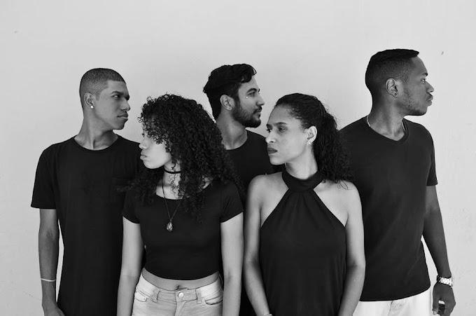 Black Music e R&B são destaques no EP de estreia do grupo Syntonos