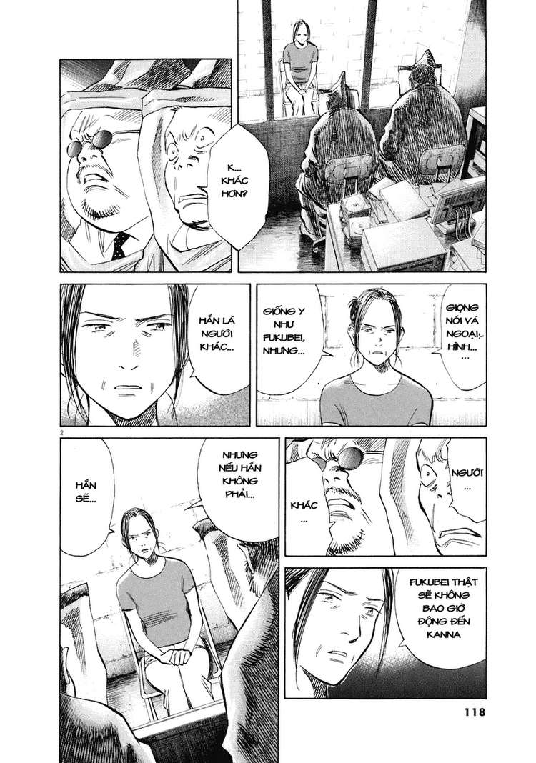 20th Century Boys chapter 221 trang 3