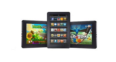 Kindle Fire Comes to the UK