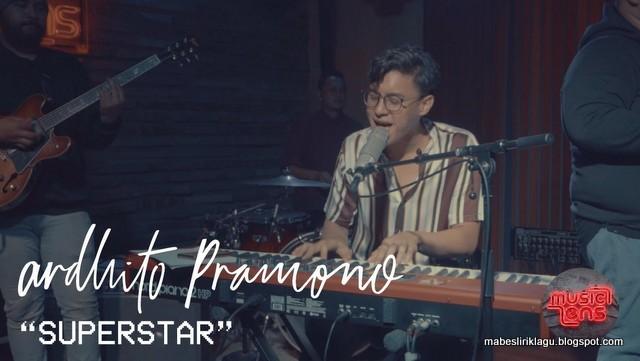 Ardhito Pramono - Superstar