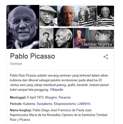 12 Fakta Menarik Pablo Picasso Seorang Seniman Dari Spanyol