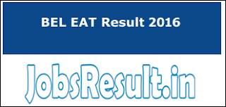 BEL EAT Result 2016