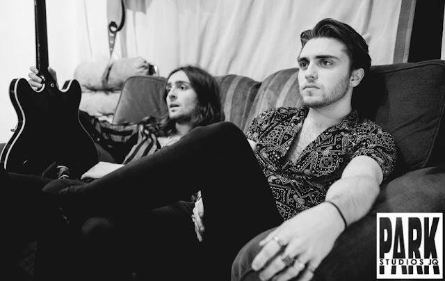 The Carnival Club EP | Birmingham Recording Studio | Park Studios JQ | band members