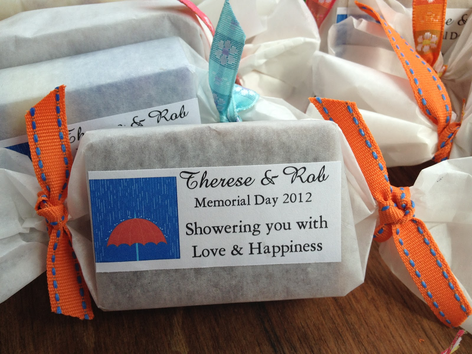All Things Herbal Blog: Soap Party Favors