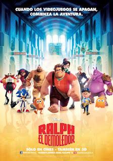 Ralph, El Demoledor (2012) Online