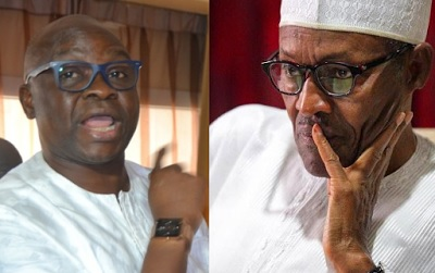 WATCH VIDEO: Governor Fayose blasts President Buhari in new fierce attack