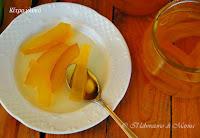 Κίτρο γλυκό του κουταλιού - by https://syntages-faghtwn.blogspot.gr