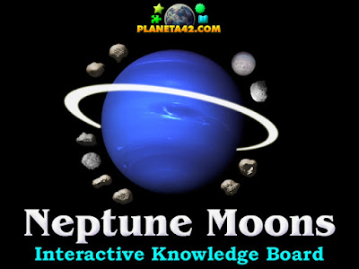 Neptune Moons Puzzle