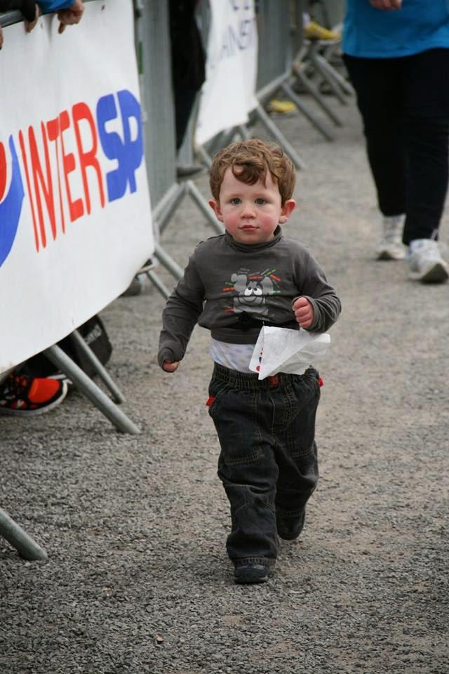 Un Jeune concurent