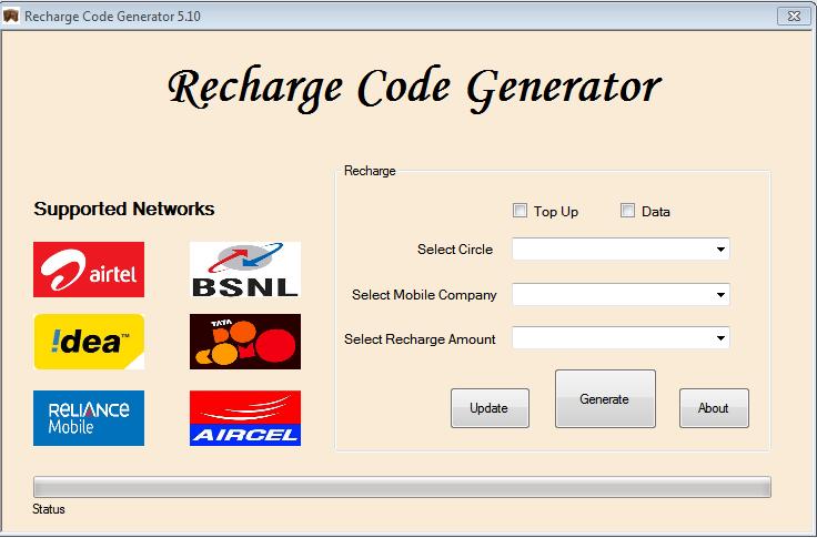 Free airtel recharge hacks