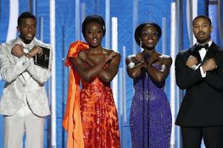 Black Panther Raih Piala Oscar Untuk Pertama Kalinya