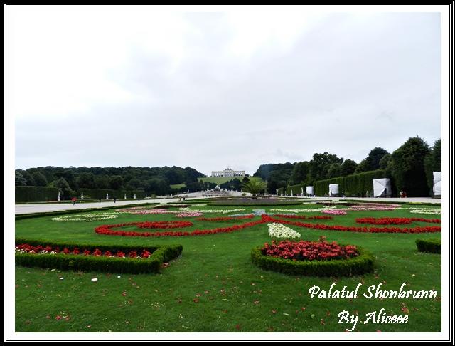 Palatul-Shonbrunn-Viena-Austria-Gradini