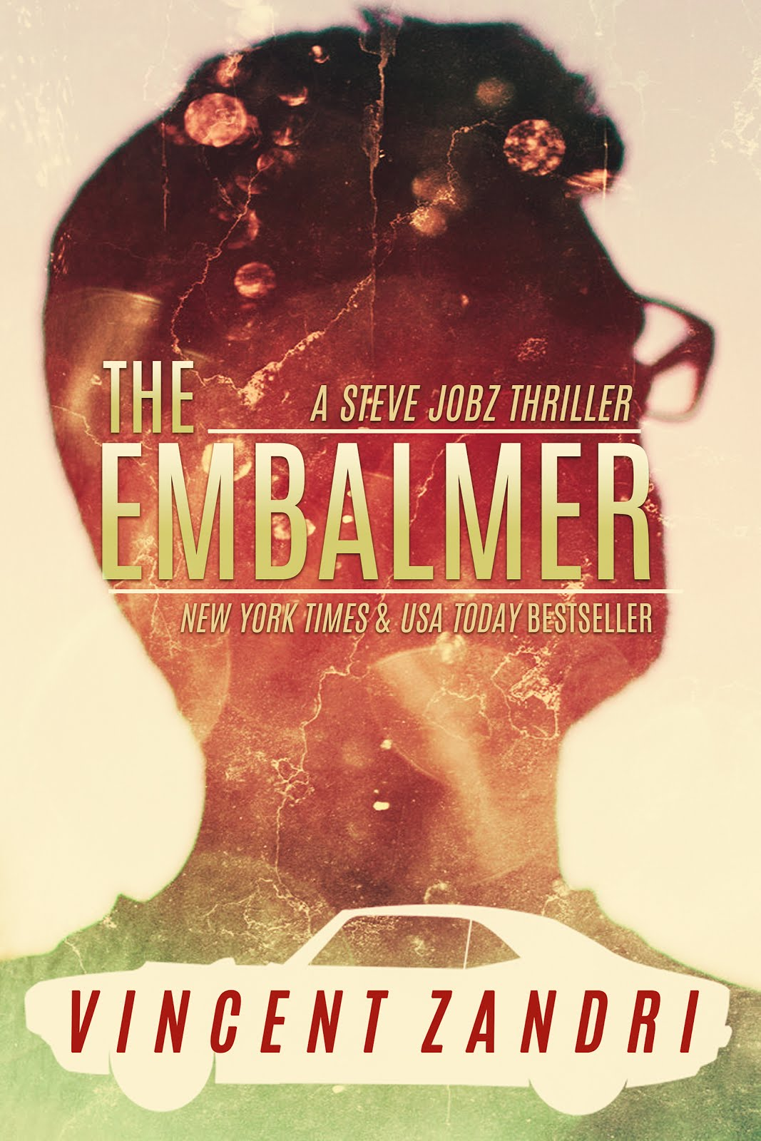 The Embamler (A Steve Jobz PI Thriller)