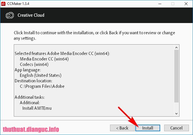 Download Adobe Media Encoder CC 2018