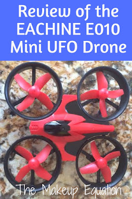 Review of the Eachine E010 Mini UFO Quadcopter Drone