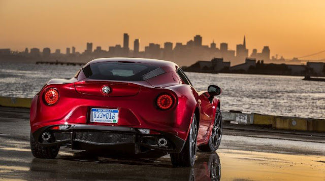 New Alfa Romeo 4C Will be Discontinued by 2020