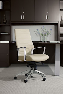 Global Accord Chair In White at OfficeAnything.com