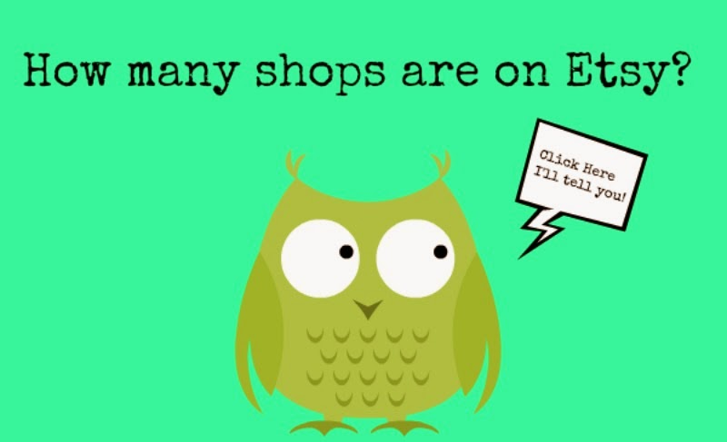 How Many Shops on Etsy