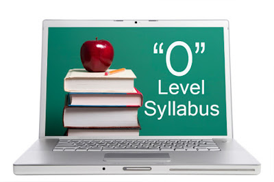 O Level Syllabus