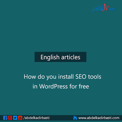 How do you install SEO tools in WordPress for free