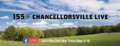 Chancellorsville 155th: Live from Facebook