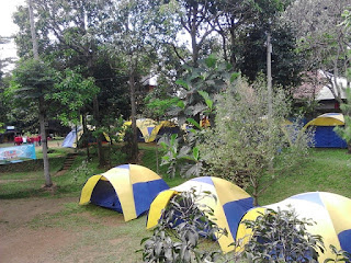 lokasi camping di sentul bogor
