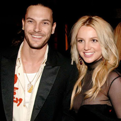 Britney Spears ordered to pay $100K to Kevin Federline.
