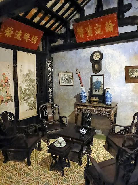Antigua Casa Phung Hung en Hoi An