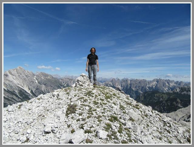 Cima dei Vieres  Dolomiti Friulane.