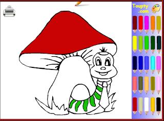 http://www.toupty.com/coloriagesenligne.php?theme=champignon&nom=champignon1