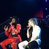 "FOTOS/VÍDEOS: Billie Eilish performa pela primeira vez ""Lovely"" com Khalid"