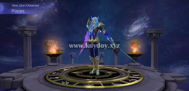 Download Script Skin Zodiac Lancelot Mobile Legends