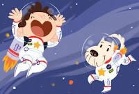 """Cuentos sobre la muerte para niños: """"Tonino, el niño astronauta"""""""