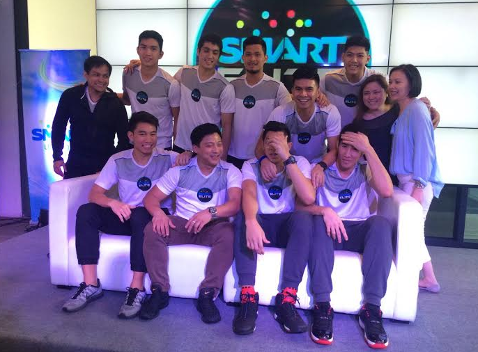 UAAP Season 78 Men's Basketball Smart Elite Squad