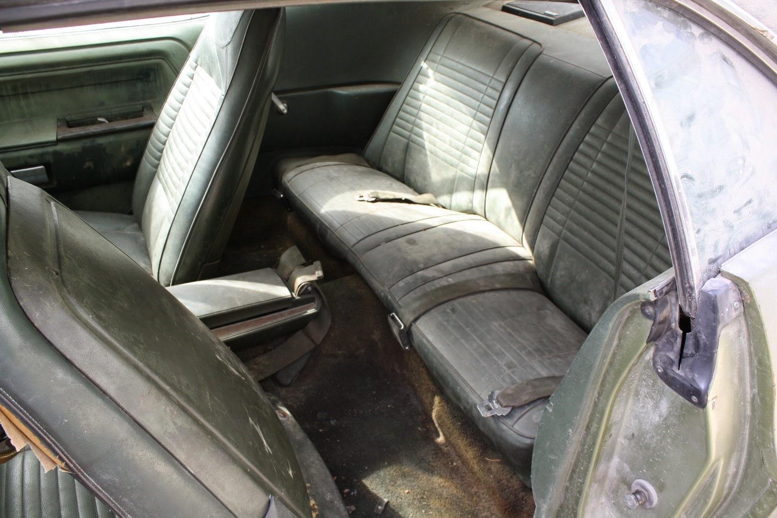 1970 Dodge Challenger R T Survivor Auto Restorationice