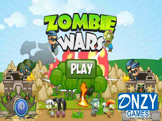 Zombie Wars Invasion Game Free Download