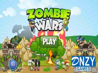 Zombie Wars Invasion Game Free Download