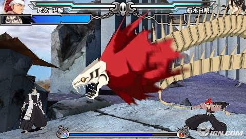 download bleach on ppsspp
